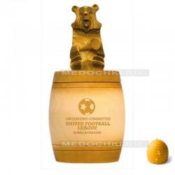 Бочонок с медведем 900 гр