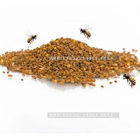 Пыльца цветочная (с клевера)
