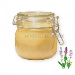 Мёд цветочный с нашей пасеки