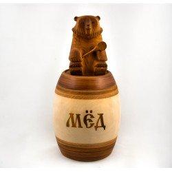 Бочонок с медведем 2 кг