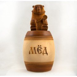 Бочонок с медведем 3 кг